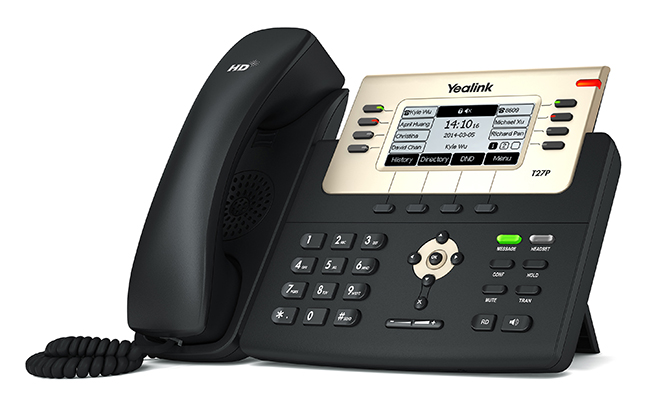 Yealink - T27 - Wavetel Business